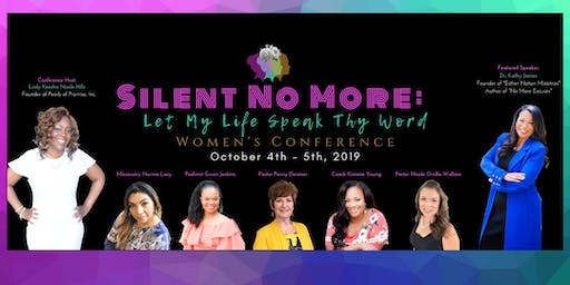 Silent No More 2019 Women's Conference