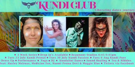 Kundi Club tickets
