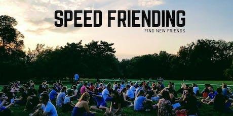 Speed Friending - Make New Friends Easily tickets