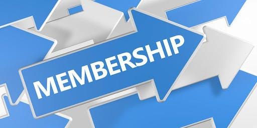 2019 Summer Membership Drive