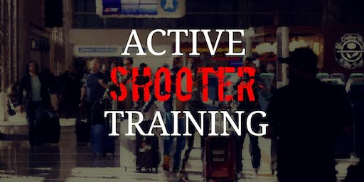 Active Shooter Training & Traumatic Incident First Aid Course