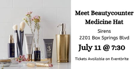 Meet Beautycounter Medicine Hat tickets