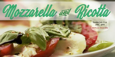 Mozzarella & Ricotta Workshop