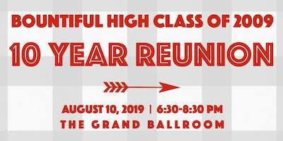 BHS Class of 2009 Reunion