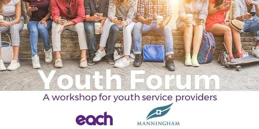 Youth Forum - a workshop for youth service providers