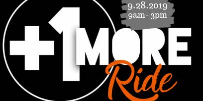 One More Ride + Opioid Epidemic Awareness  Event