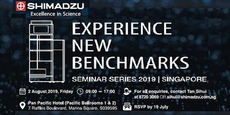 Experience New Benchmarks - Seminar Series 2019, Singapore tickets