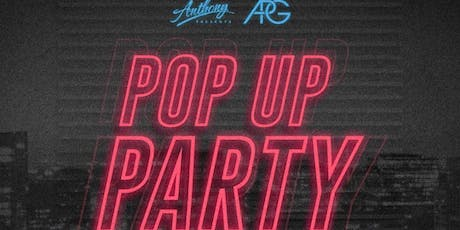 Pop Up Party tickets