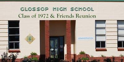 Glossop High School Class of 1972 & Friends 2019 Reunion