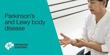 Parkinson's and Lewy body disease - PERTH - WA tickets