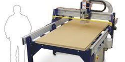 Drafting, Programming and Operation of the CNC Router - Teacher only - [Part 1 of 2]