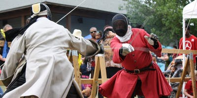 Pirate Sword Fighting  Class at Compass Rose