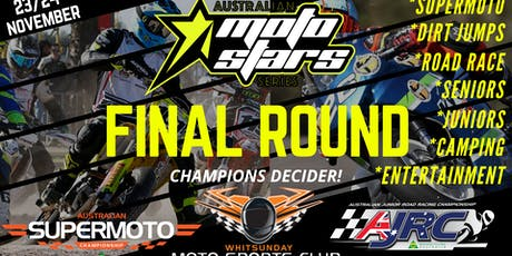 FINAL ROUND Australian Supermoto + Junior Road Racing Championships tickets