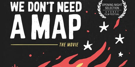 Cinema Series: We Don't Need a Map tickets