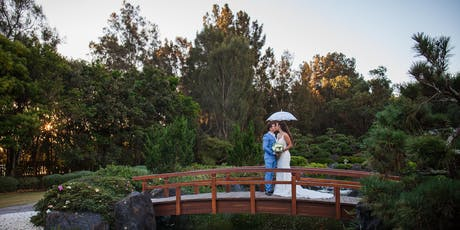 Japanese Gardens Wedding Fair tickets