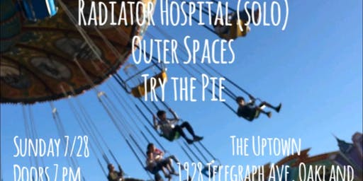 Radiator Hospital (solo), Outer Spaces, Try The Pie