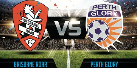 Brisbane Roar vs Perth Glory Surf City Cup - Tri Series tickets