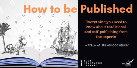 How to be Published! Information from the Experts tickets