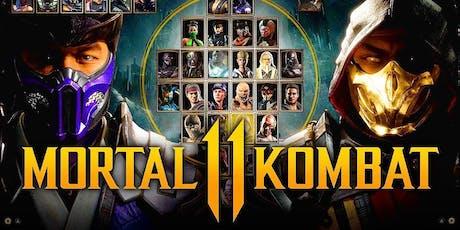 Mortal Kombat 11 Tournament & Comedy Show tickets