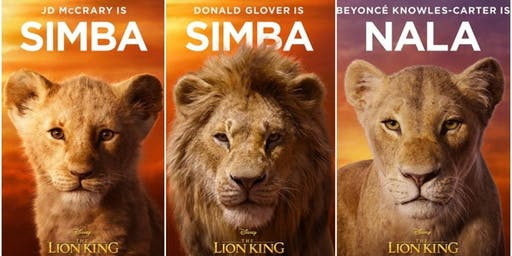 Lion King for Beyond Blue