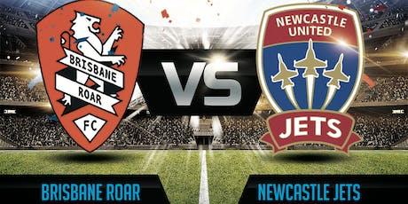 Brisbane Roar vs Newcastle Jets Surf City Cup - Tri Series tickets
