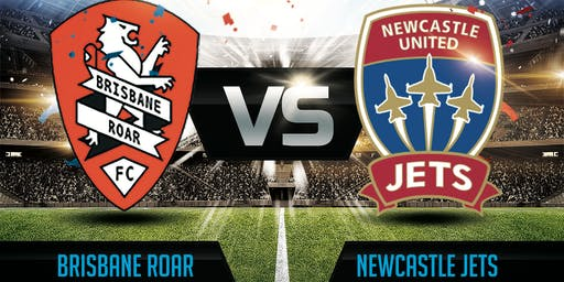 Brisbane Roar vs Newcastle Jets Surf City Cup - Tri Series