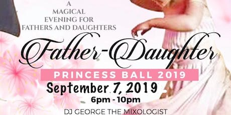 2019 Father Daughter Princess Ball tickets