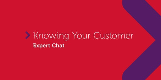 Knowing Your Customers | Expert Chat