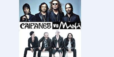 Tributo A Maná vs Caifanes | Noche De Rock En Español