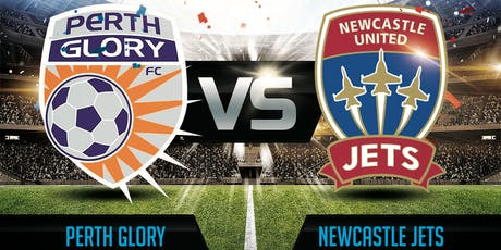 Perth Glory vs Newcastle Jets Surf City Cup - Tri Series tickets