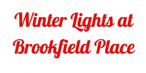 Winter Lights at Brookfield Place 2019 (bring a friend for free)