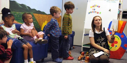 Learning English Through Storytime (LETS) at Osborne Library