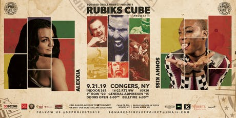 Rubiks Cube tickets