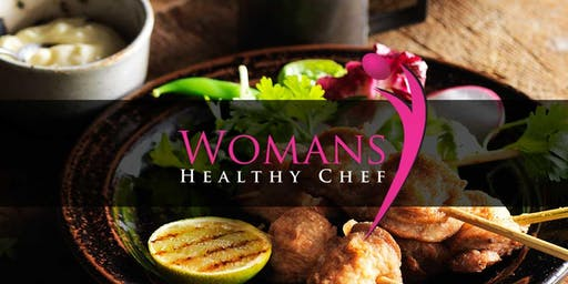 FAST, EASY, SEXY, HEALTHY MEALS IN LESS THAN 10 MINUTES WORKSHOP & COOKING CLASS