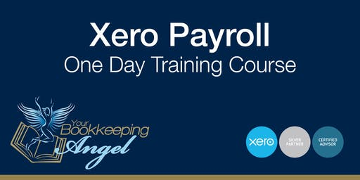 Xero Payroll One Day Training Course 24.7.19
