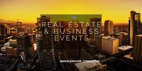 Phoenix, AZ Real Estate & Business Event  tickets