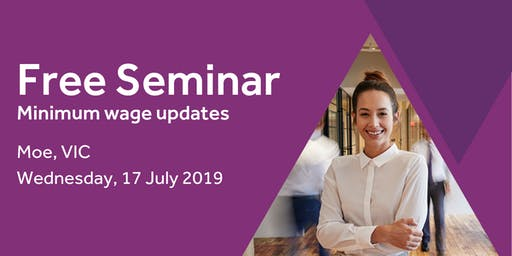 Free Seminar: Calculating Employee Wages – Moe, 17th July