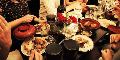 Supper Club celebrating the wonderful diversity of food