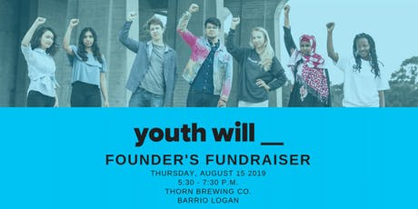 Youth Will Founder's Fundraiser tickets