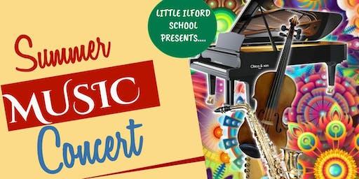 Little Ilford School Summer Music Concert