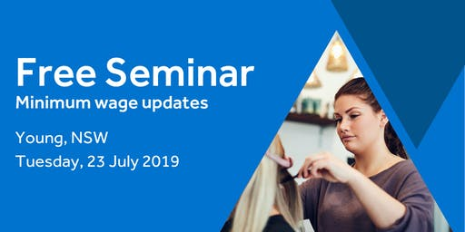 Free Seminar: Calculating Employee Wages – Young, 23rd July