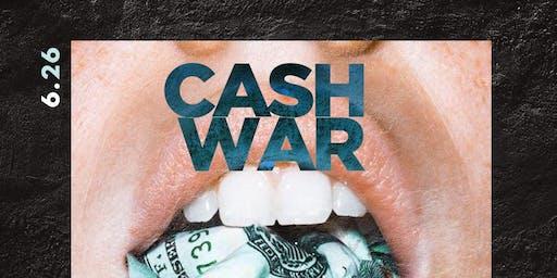 """CASH WAR"" || $5 PATRON MARGARITAS || STADIUM DC || #STADIUMWEDNESDAYS"