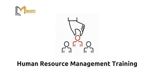 Human Resource Management 1 Day Virtual Live Training in Ottawa (Weekend)