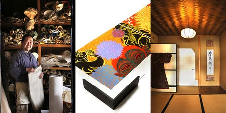 The Art of Japanese Framing. Art & Design Talk by Marta Wawrzyniak-Ijichi tickets