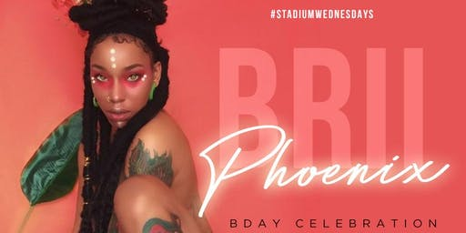 """BRII PHOENIX"" @Brii_Phoenix BDAY #STADIUMWEDNESDAYS || STADIUM DC"