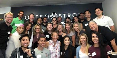 OsteoStrong Pasadena Open House tickets