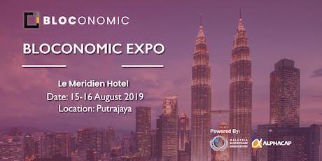 Bloconomic Expo 2019 tickets
