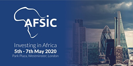 AFSIC 2020 - Investing in Africa tickets