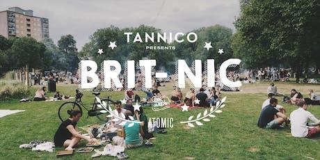 Tannico Brit-Nic - Domenica 7 luglio @Parco della Martesana biglietti