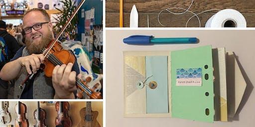 Making, Music & Me